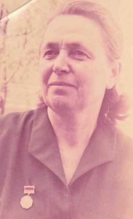 Чемерис (Будзинська) Лідія Андріївна