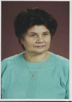 Новак Ганна Олексіївна