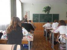 Районний семінар-практикум для вчителів російської  мови та світової літератури