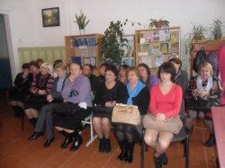 Семінар-практикум для вчителів української мови та літератури