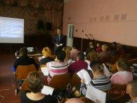 Семінар-практикум на базі Феневицького НВО