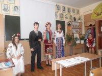 Засідання школи педагогічної майстерності для вчителів світової літератури