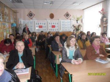 Творчі звіти вчителів української мови та літератури
