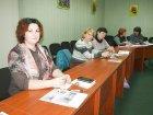 Заняття обласного майстер-класу для  вчителів обслуговуючих видів праці