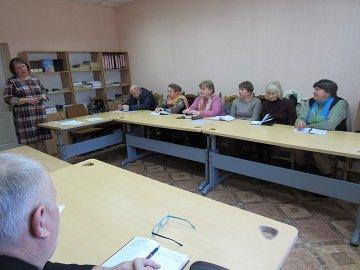 Засідання методичного об'єднання вчителів фізики та астрономії  Іванківського району