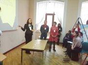 Участь у ІІІ Міжнародному форумі-практикумі