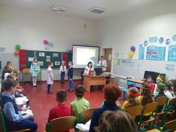 Семінар групи продовженого дня в Сукачівському НВО