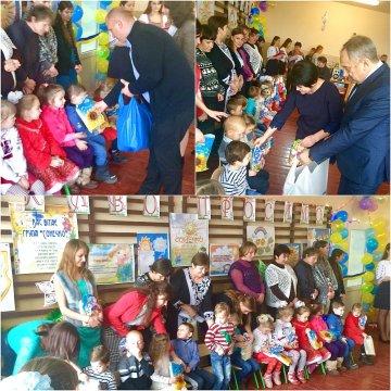 В Кухарському НВО «ЗОШ І-ІІІст. – дитячий садок» відбулося відкриття дошкільної групи