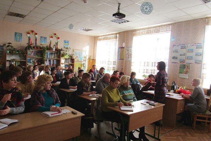 Нарада директорів закладів освіти району