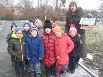 Всеукраїнська природоохоронна акція «Годівничка»