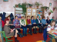 Семінари вчителів української мови та вчителів математики