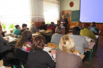 Засідання колегії відділу освіти