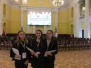 Ліцеїсти взяли участь у регіональній зустрічі Всеукраїнського конкурсу «Моя майбутня професія:планування і розвиток»