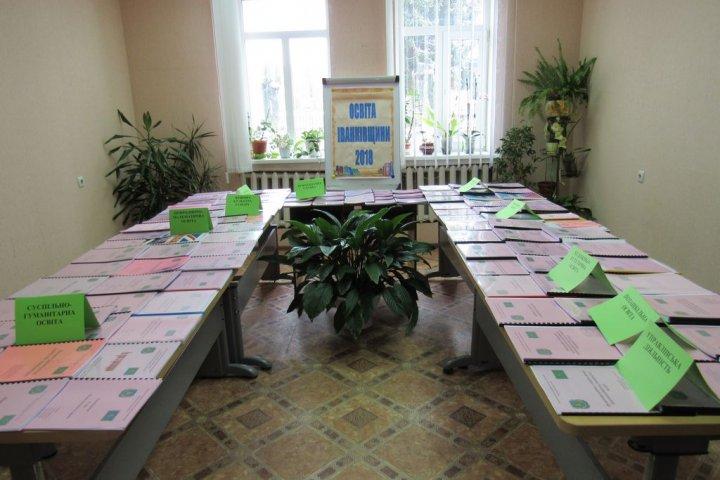 Районна педагогічна виставка «Освіта Іванківщини - 2018»