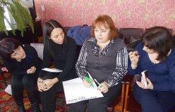 Заняття з елементами тренінгу для практичних психологів та соціальних педагогів