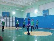 Районні змагання з волейболу серед юнаків