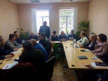 Засідання круглого столу