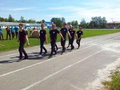 І (районний) етап Всеукраїнської дитячо-юнацької військово-патріотичної гри «Сокіл» («Джура»)