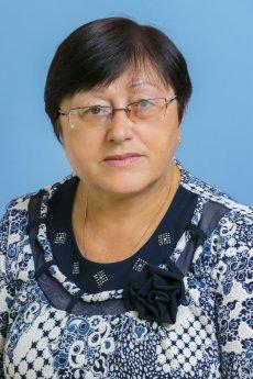 Євенок Валентина Дмитрівна